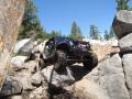 Brad on Rubicon Trail